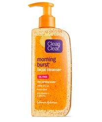 Morning Burst Oil-Free Gentle Daily Face Wash