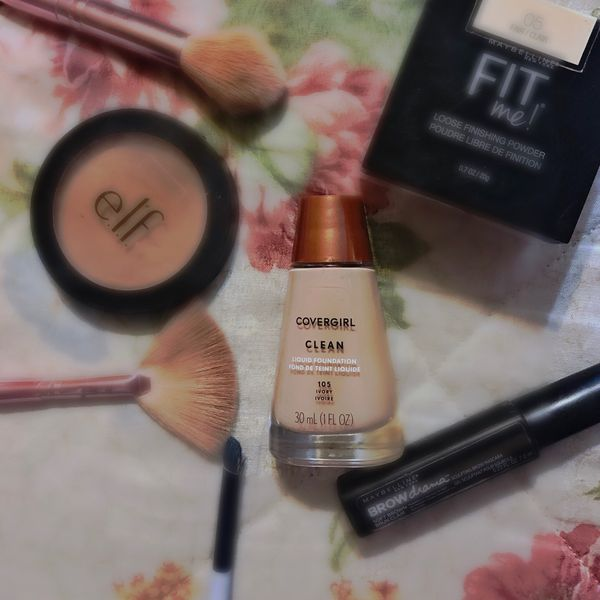 Cover-girl Clean Foundation Review    Cherie