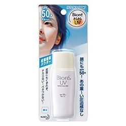 Biore Uv Perfect Face Milk Spf50 Lotion Sunscreen White 30ml.