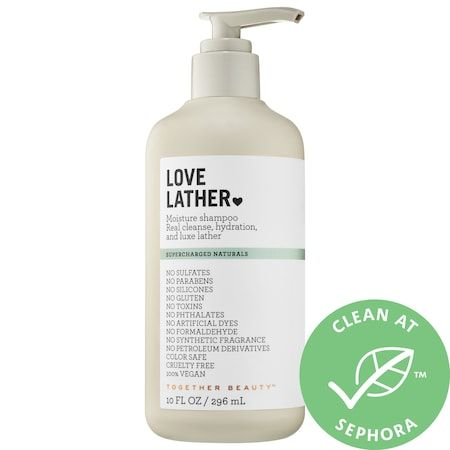 Love Lather Moisture Shampoo, TOGETHER BEAUTY, cherie