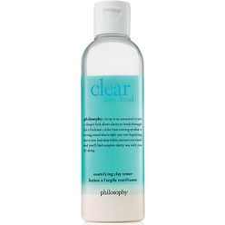 Clear Days Ahead Mattifying Clay Toner