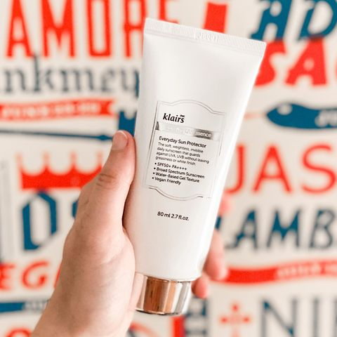A perfect daily sunscreen