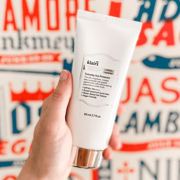 A perfect daily sunscreen  | Cherie