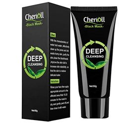 Blackhead Remover Charcoal Face Mud Deep Cleansing Peel Facial Black Mask