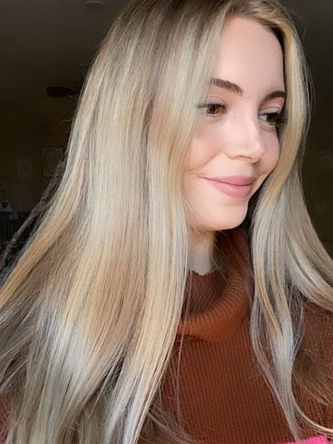 my healthy hair care routine