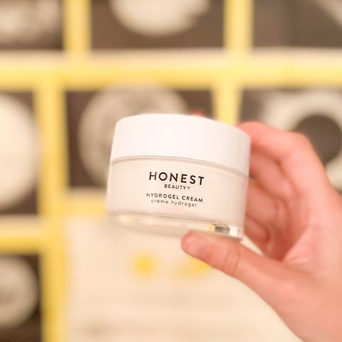 Honestly loving the HONEST Hydrogel Cream