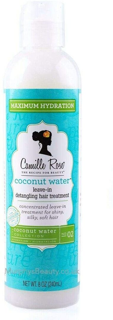 Coconut Water Leave In Treatment