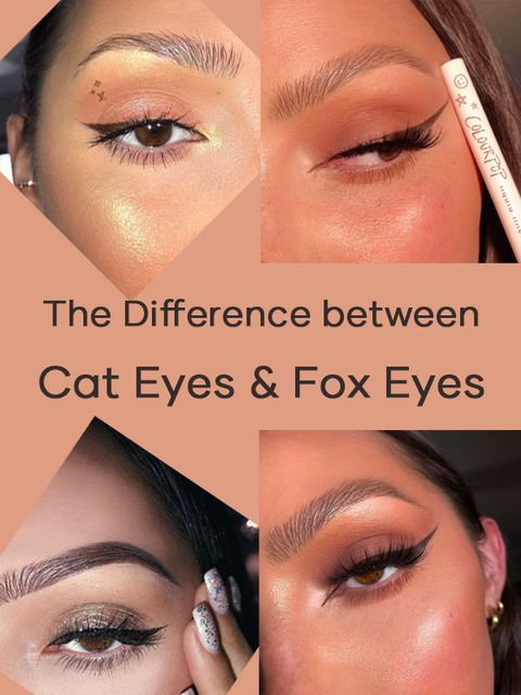 "Are ""Fox-Eyes"" the new ""Cat-Eyes""?"
