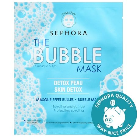 SUPERMASK The Bubble Mask