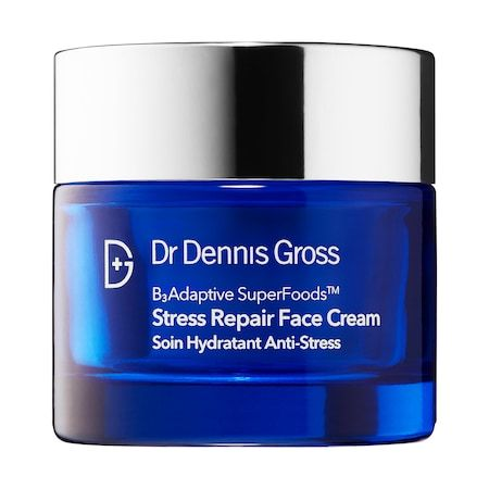 Stress Repair Face Cream with Niacinamide
