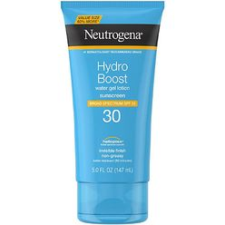 Hydro Boost Water Gel Sunscreen Lotion SPF 30