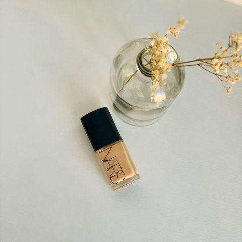 Favorite foundation for glowing skin