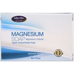 Magnesium Soap, Magnesium Chloride, Super Concentrated Bar Soap