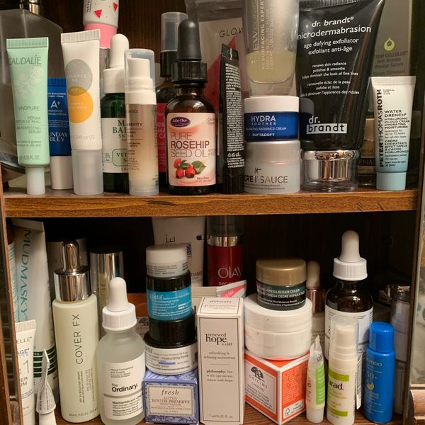 Some of my shin care and samples from birchbox | Cherie