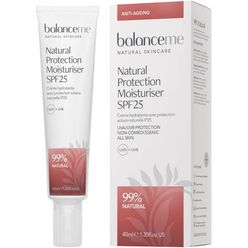 Natural Protection Daily Moisturizer SPF 25