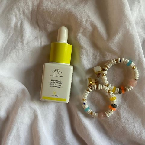 Facial oils - my experience