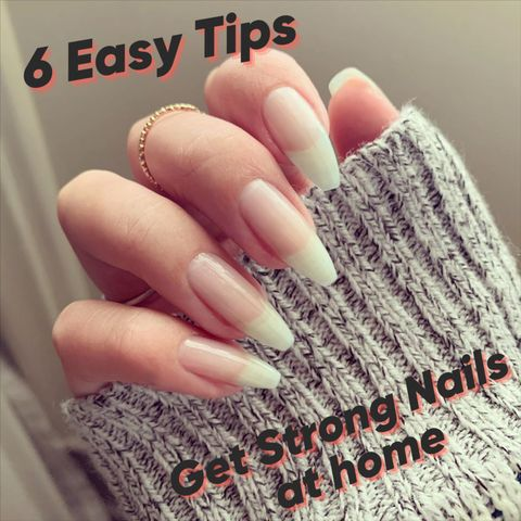 Get your nails to grow faster and stronger like never before!