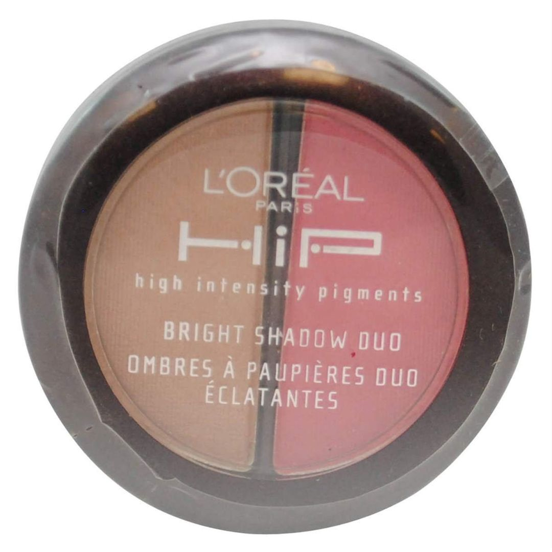 HiP High Intensity Pigments Bright Shadow Duo
