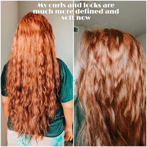 Updated Hair routine! Added new Drugstore items