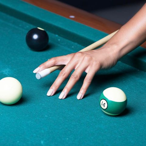 one of my favorite shots 🎱