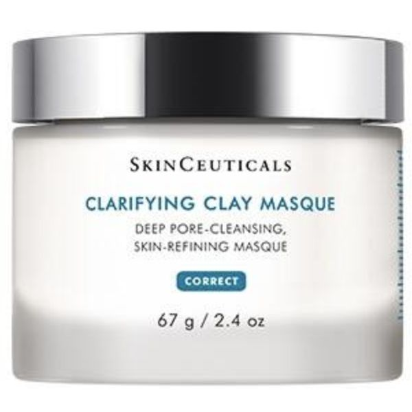 Clarifying Clay Mask for Acne Prone Skin, SKINCEUTICALS, cherie