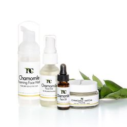 Chamomile Skincare Set Travel Size