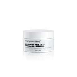 HYALURONIC ACID & OAT OVERNIGHT RECOVERY MASK