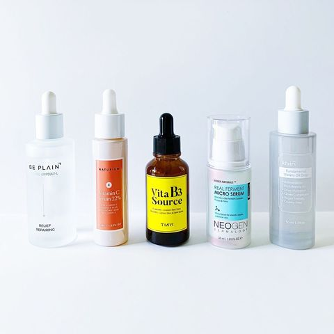 My Current Favorite Serums