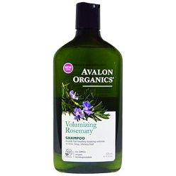 Shampoo, Volumizing, Rosemary, 11 fl oz (325 ml)