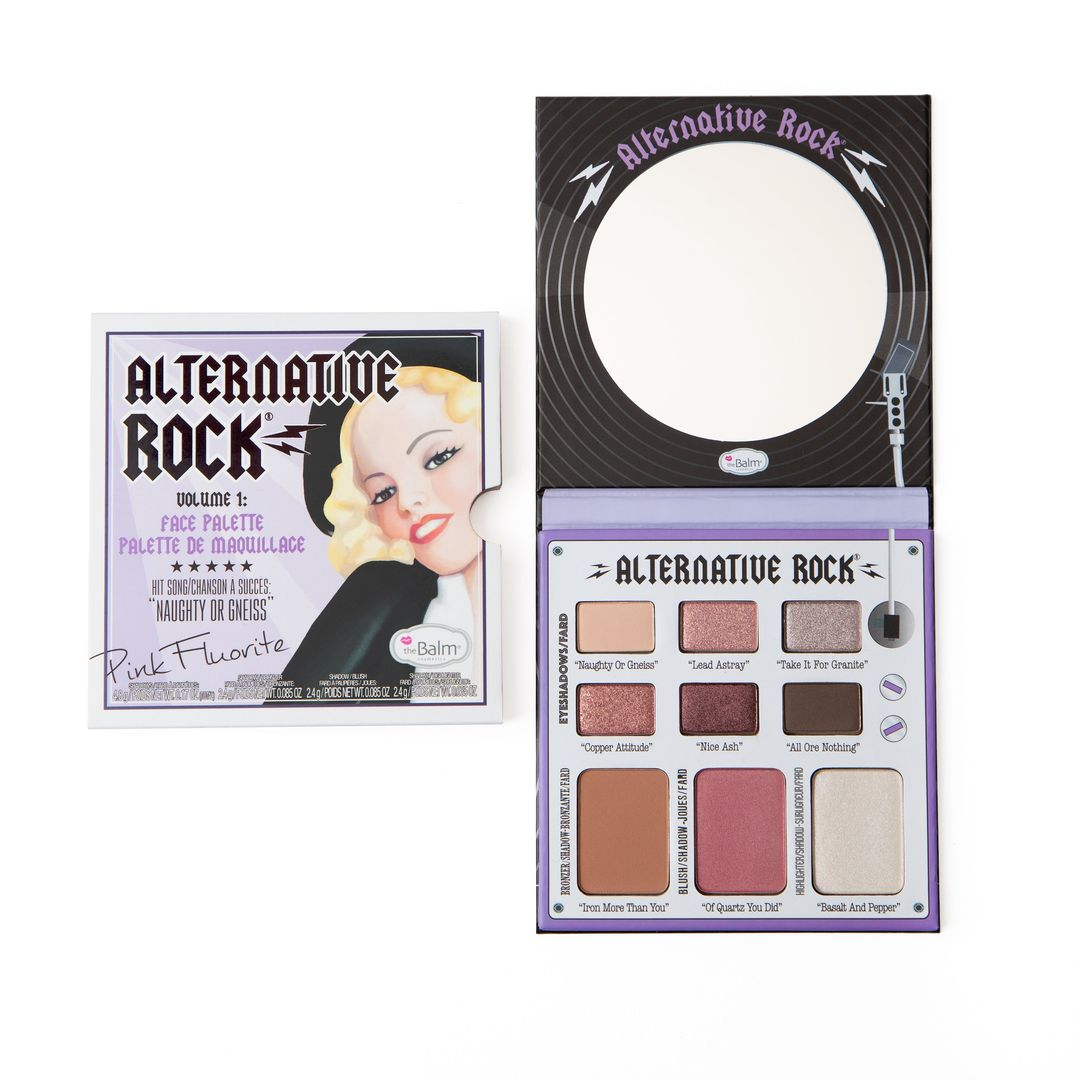 Alternative Rock Vol. 1 -- Face Palette