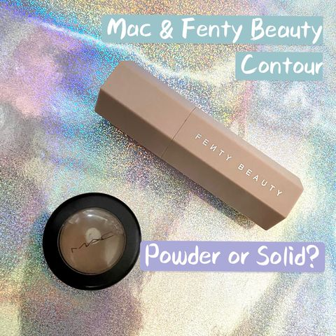 My favorite contours! Powder or Solid?