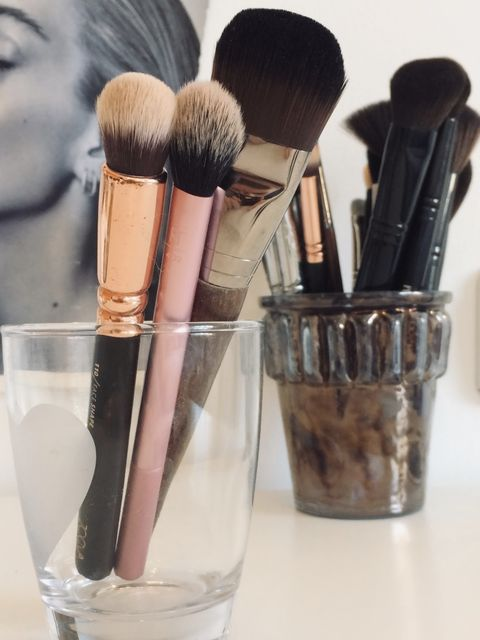 Beauty Tools - 3 brushes, all foundation brushes that are all great but can be used in different ways 👍