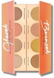 Glazed & Bronzed Lit-Kit Highlighter Palettes