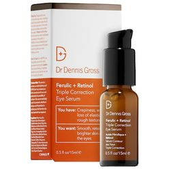 Ferulic + Retinol Triple Correction Eye Serum
