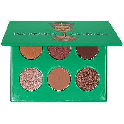 The Nubian Mini Eyeshadow Palette, Juvia's PLACE, cherie