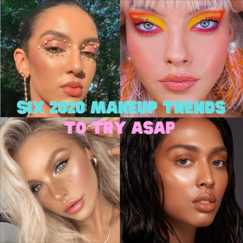 The 2020 Makeup Trends You Need to Try Today