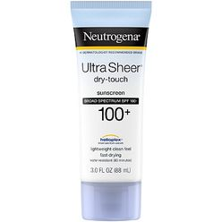 Ultra Sheer Dry-Touch Sunblock SPF 100