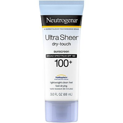 Ultra Sheer Dry-Touch Sunblock SPF 100, Neutrogena, cherie
