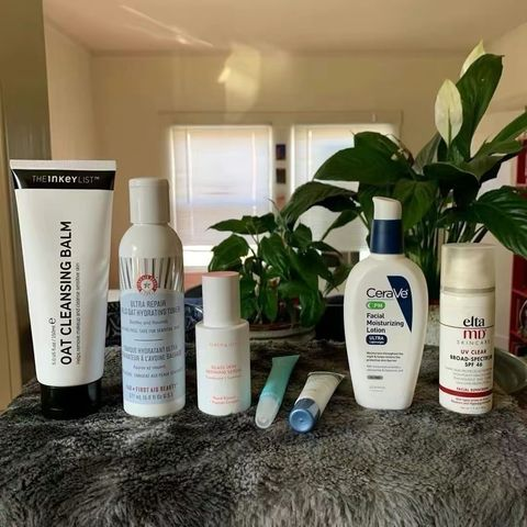 FULL Gentle Hydrating Skincare Routine