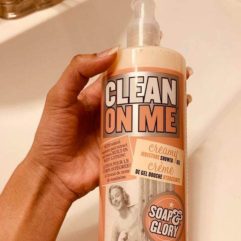 All time fave Body Wash