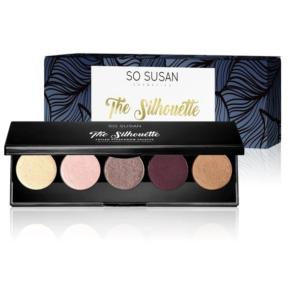 The Silhouette - Foiled Eyeshadow Palette