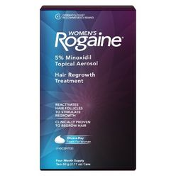 5% Minoxidil Foam for Hair Regrowth