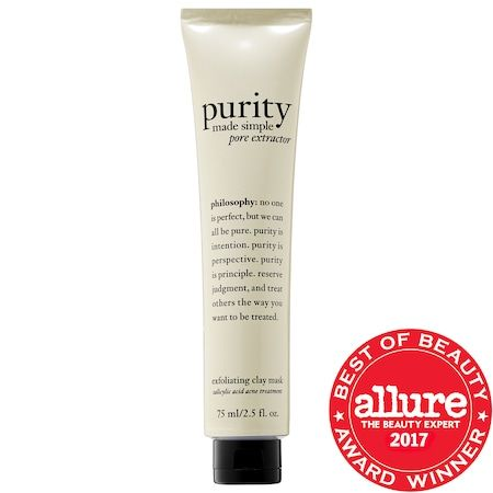 Purity Made Simple Pore Extractor Mask