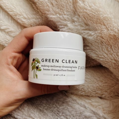 MAKEUP REMOVER REVIEW | Farmacy Green Clean