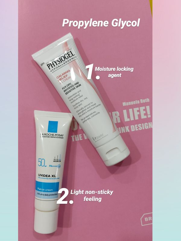 Propylene Glycol Has Been Saving My Dry Combo Skin For Years   Cherie