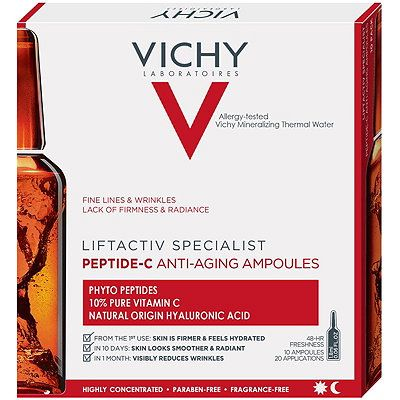LiftActiv Specialist Peptide-C Anti-Aging Ampoules