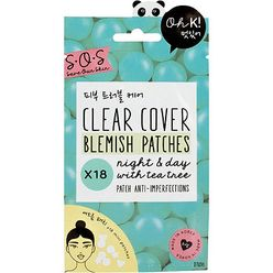 SOS Clear Cover Blemish Patches