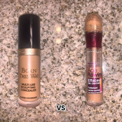Let's Compare Cult Concealers ✨
