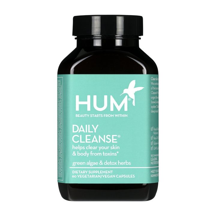 Daily Cleanse Detox Supplement