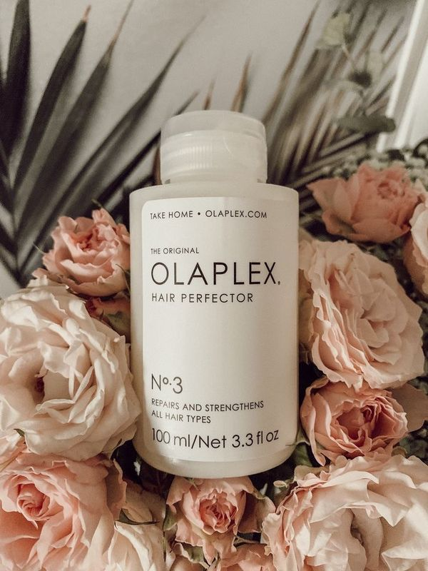 Olaplex No.3 to the RESCUE!!!  | Cherie